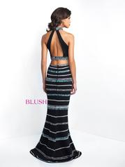 11530 Black/Multi back