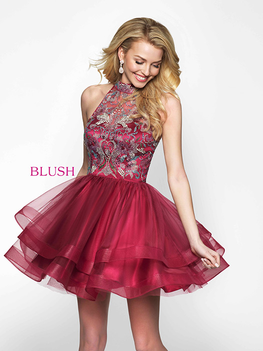 Blush Homecoming