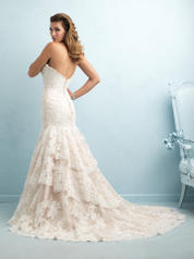 9215 Champagne/Ivory back