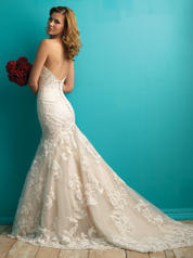 9257 Champagne/Ivory back