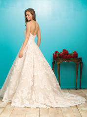 9268 Champagne/Ivory back