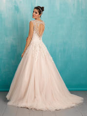 9323 Champagne/Ivory/Silver back