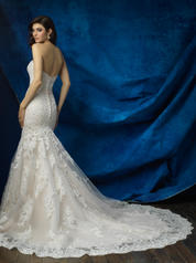 9368 Champagne/Ivory/Silver back