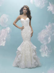 9456 Allure Bridal Collection