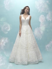 9457 Allure Bridal Collection