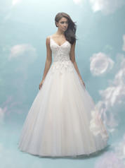 9459 Allure Bridal Collection