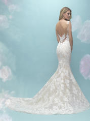 9464 Antique/Ivory/Nude back