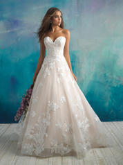 9502 Allure Bridal Collection