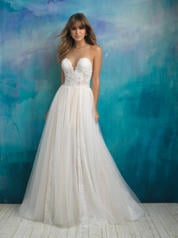 9505L Allure Bridal Collection