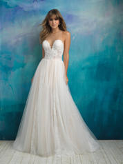 9505 Allure Bridal Collection