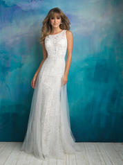 9507L Allure Bridal Collection