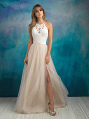 9509 Allure Bridal Collection