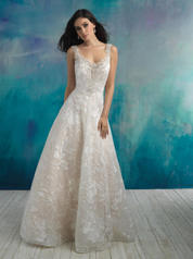 9512L Allure Bridal Collection