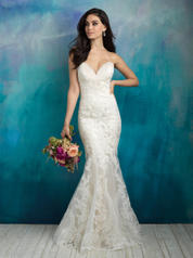 9516 Allure Bridal Collection