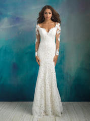 9519 Allure Bridal Collection