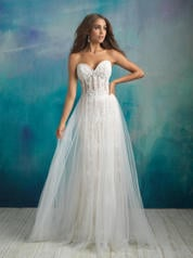 9523 Allure Bridal Collection
