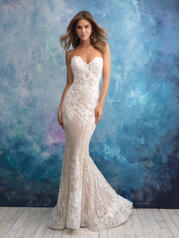 9550L Allure Bridal Collection
