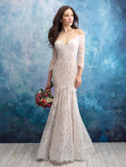 9551 Allure Bridal Collection