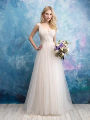 9552 Allure Bridal Collection