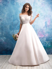 9553L Allure Bridal Collection