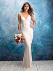 9554 Allure Bridal Collection