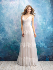 9555 Allure Bridal Collection