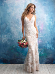 9556 Allure Bridal Collection