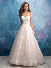 9559L Allure Bridal Collection