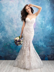 9560 Allure Bridal Collection