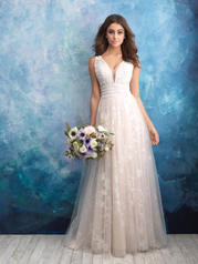 9561 Allure Bridal Collection