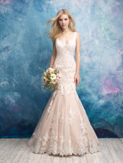 9562 Allure Bridal Collection