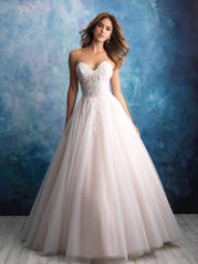 9565L Allure Bridal Collection