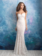 9566 Allure Bridal Collection