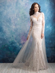 9567 Allure Bridal Collection