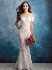 9569 Allure Bridal Collection