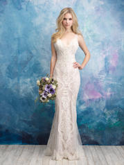 9571 Allure Bridal Collection