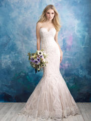 9574 Allure Bridal Collection