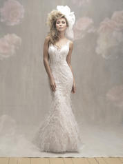 C457 Allure Couture Bridal