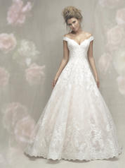C461 Allure Couture Bridal