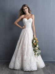 C481 Allure Couture Bridal