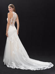 MJ418 Ivory/Nude back