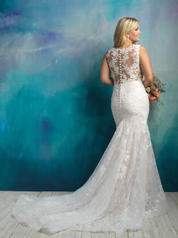 W418 Champagne/Ivory/Nude back