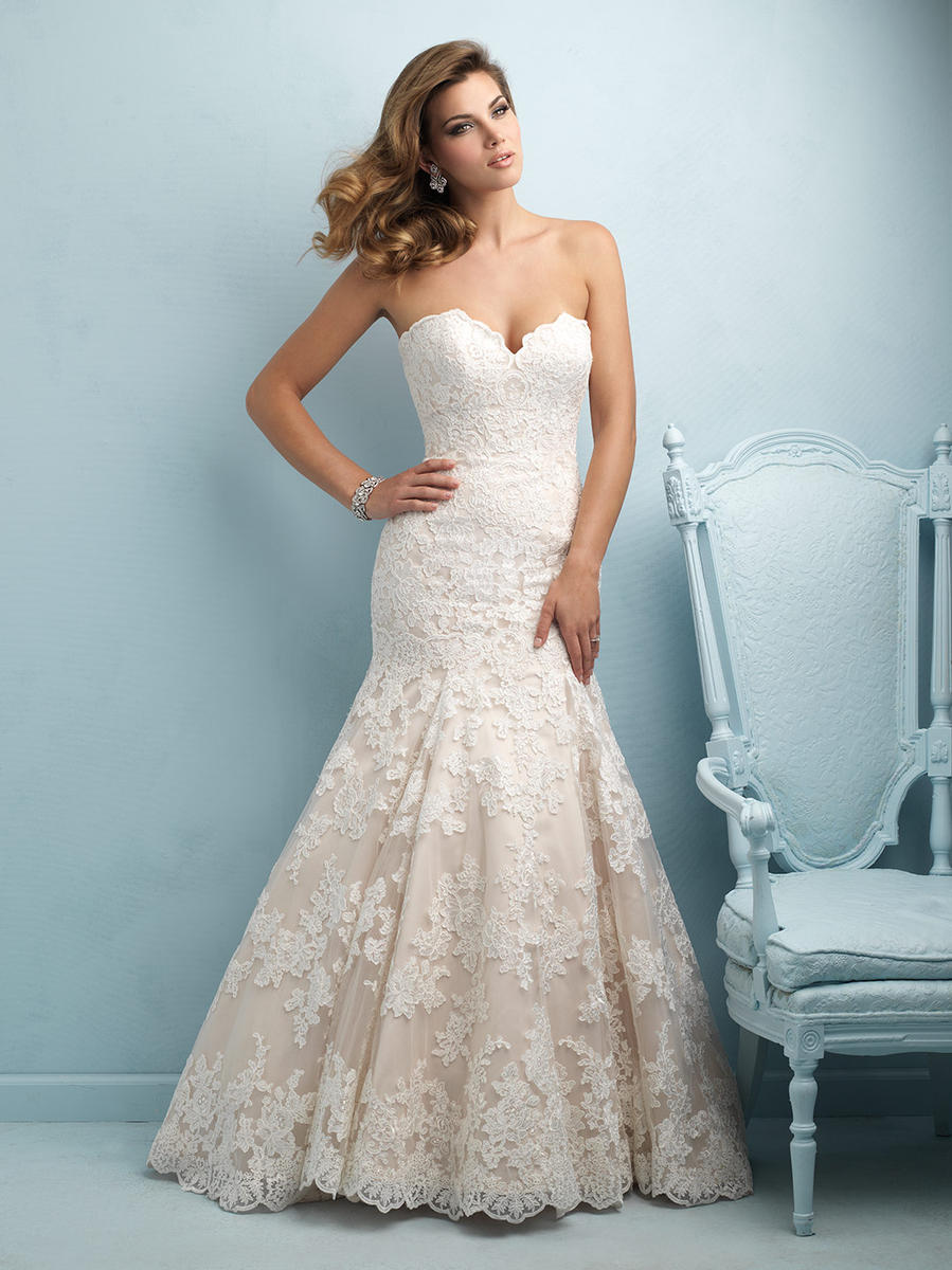 Allure Bridals 9215 Allure Bridal Best Bridal, Prom, and Pageant ...