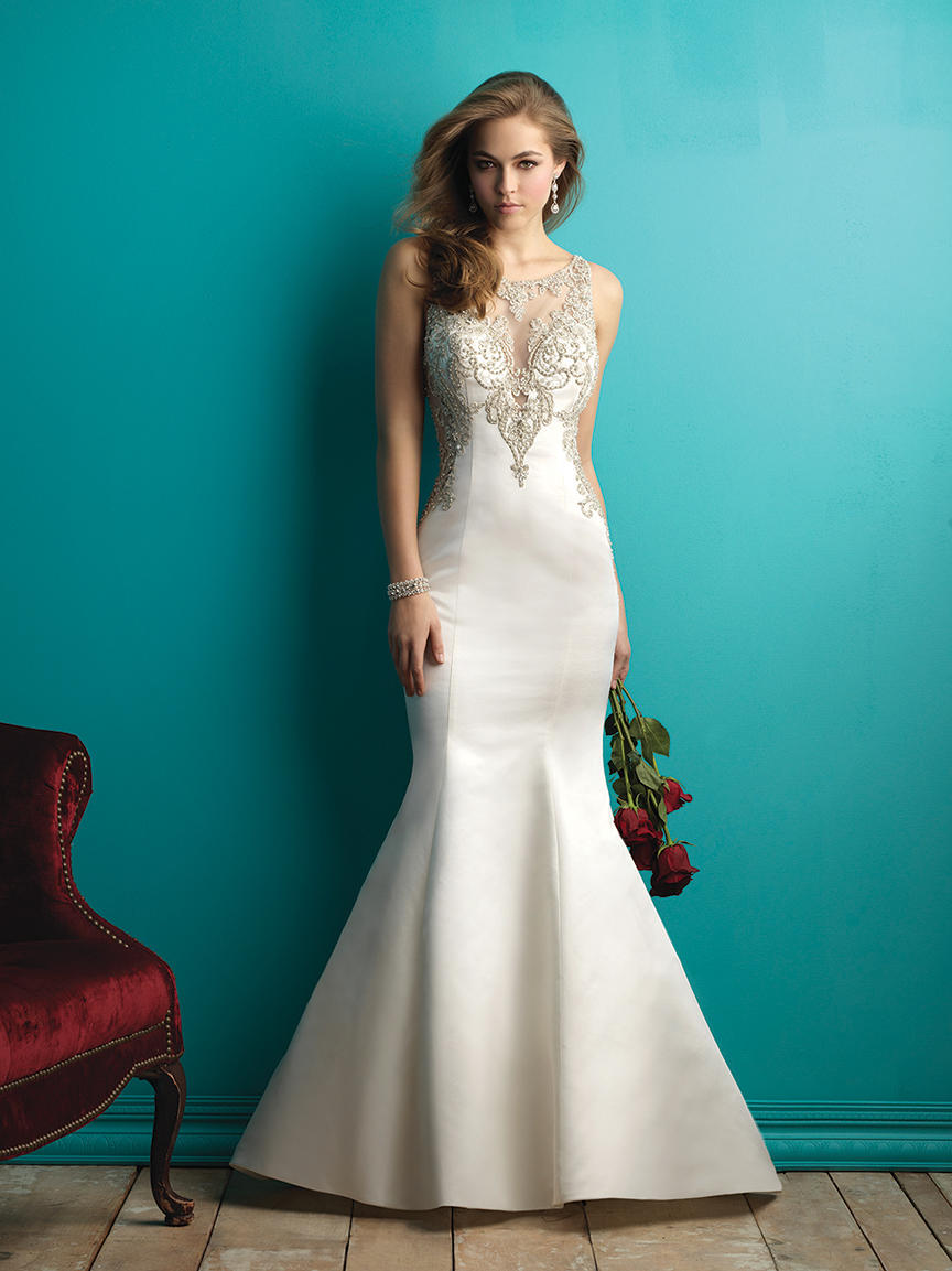 Allure Bridals 9252 Allure Bridal Lestan Bridal Brooklyn NY, Mother ...