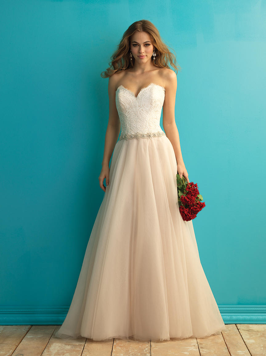Allure Bridals 9269 Allure Bridal Mockingbird Bridall Dallas TX ...