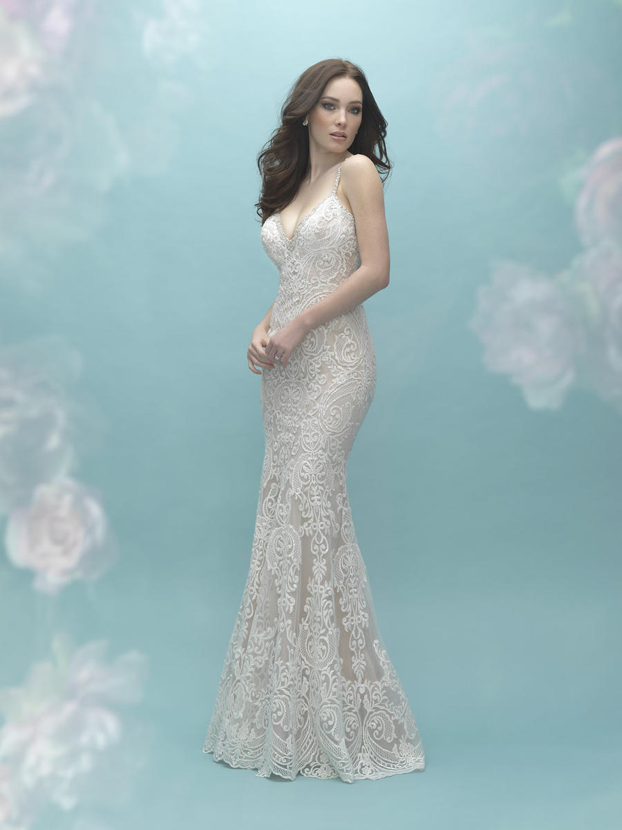 Allure Bridals 9452 Allure Bridal Collection Bedazzled Bridal and ...