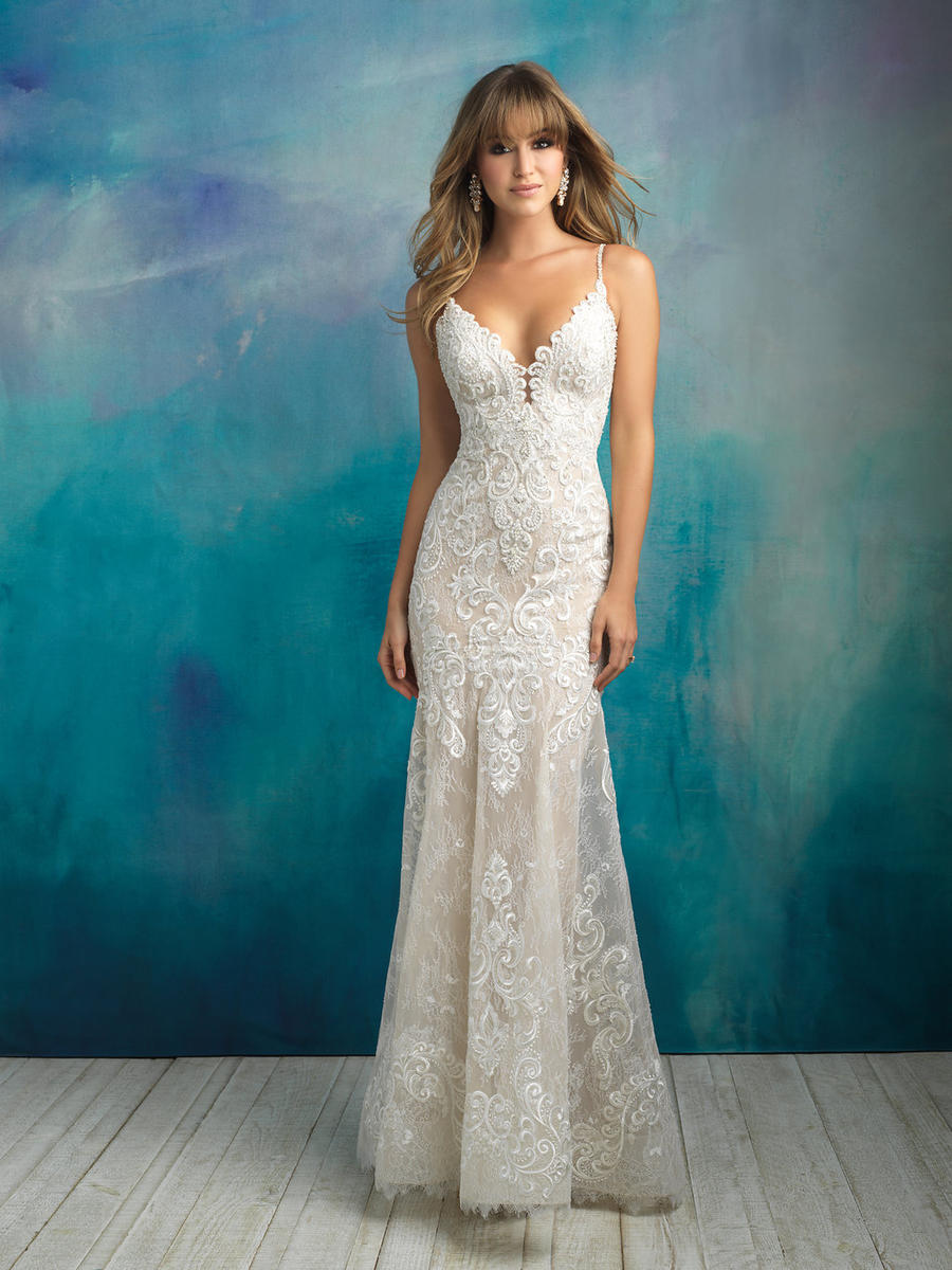 Allure Bridals 9501 Allure Bridal Collection Mockingbird Bridall ...