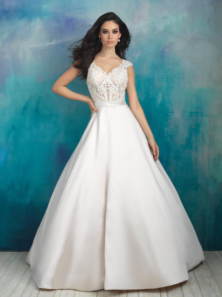 Allure Bridals 9517 Allure Bridal Collection Best Bridal, Prom, and ...