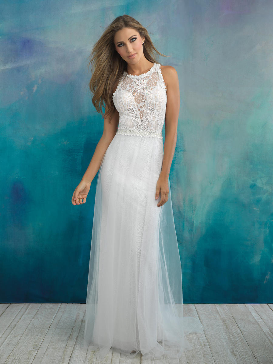 Allure Bridals 9518 Allure Bridal Collection Best Bridal, Prom, and ...
