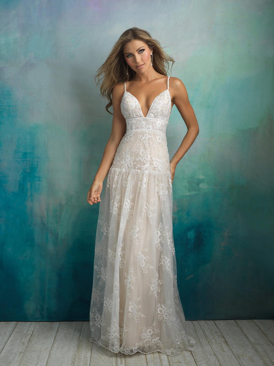 Allure Bridals 9526 Allure Bridal Collection Best Bridal, Prom, and ...